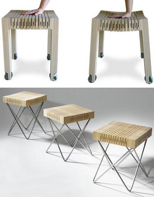 Мягкий - твёрдый стул