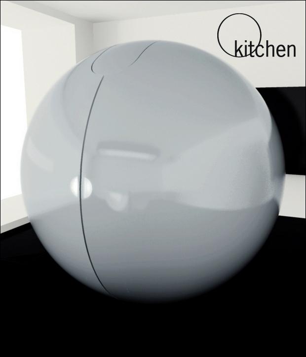 Кухня в сфере