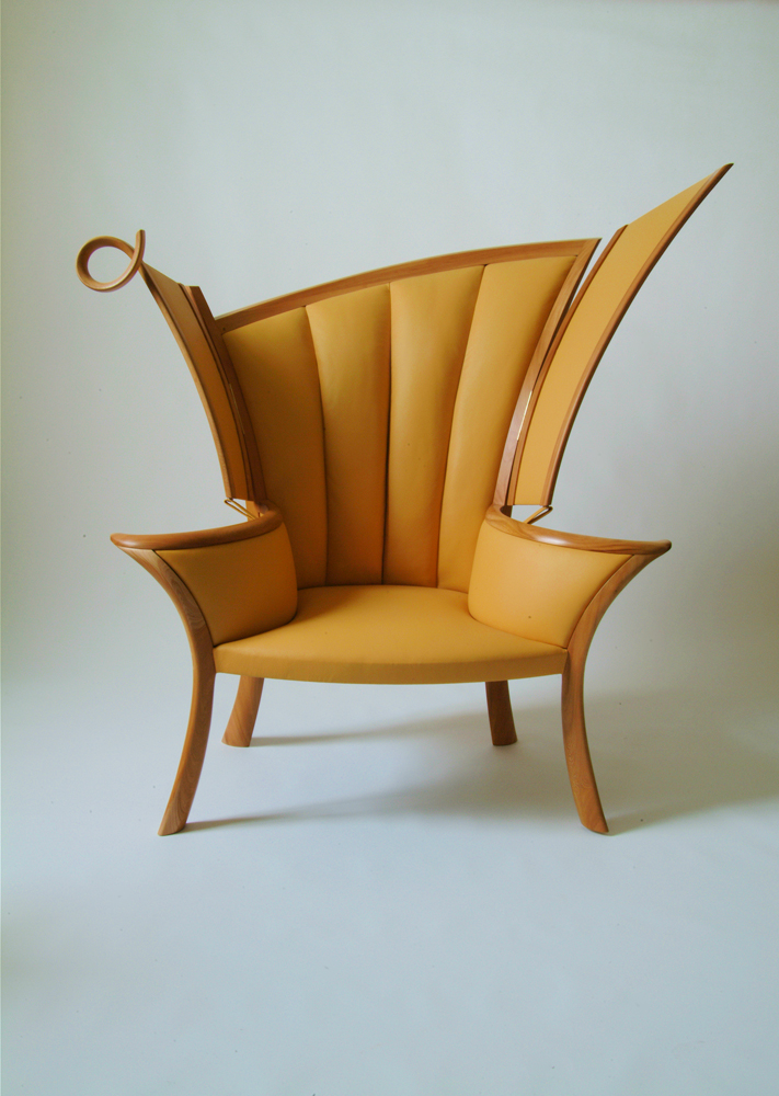 Савадж и его стулья